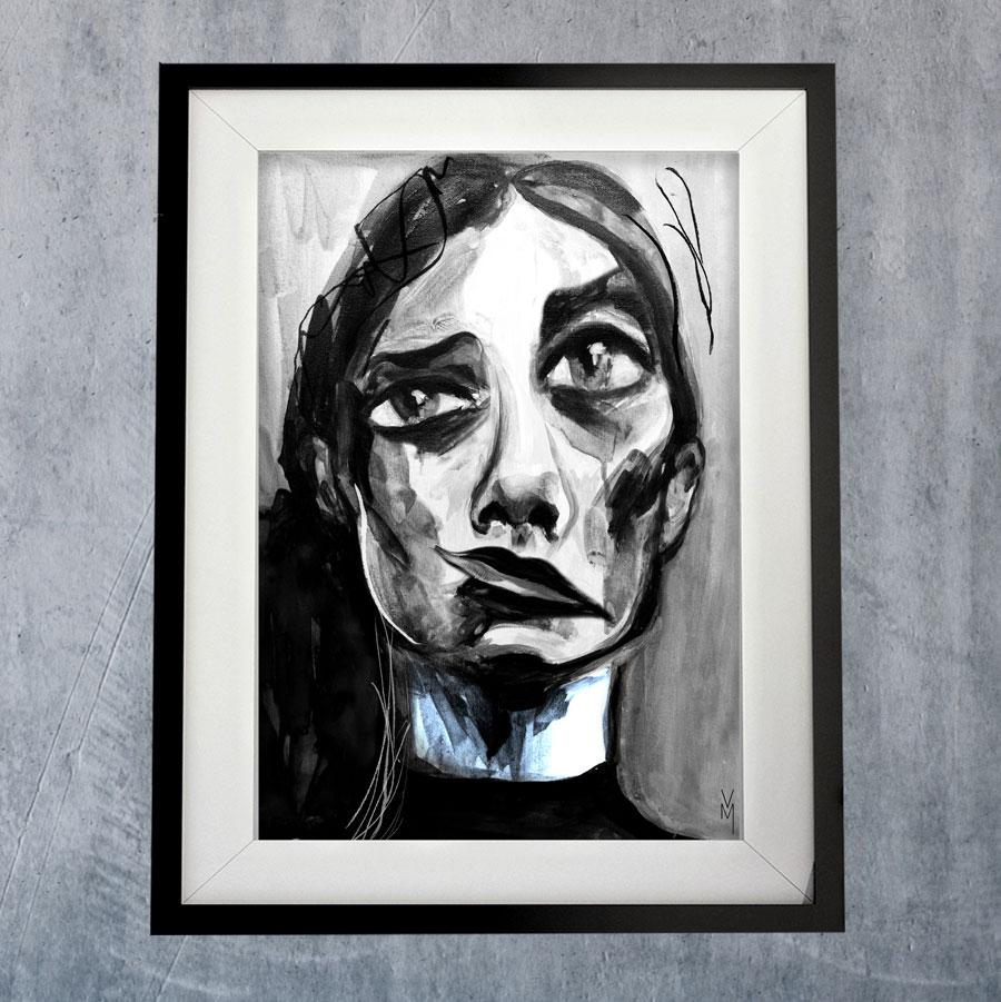 002 Digital Art Series, JPG-Download, DinA4-Format